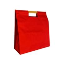 PLASTIC  HANDLE BOX BAG